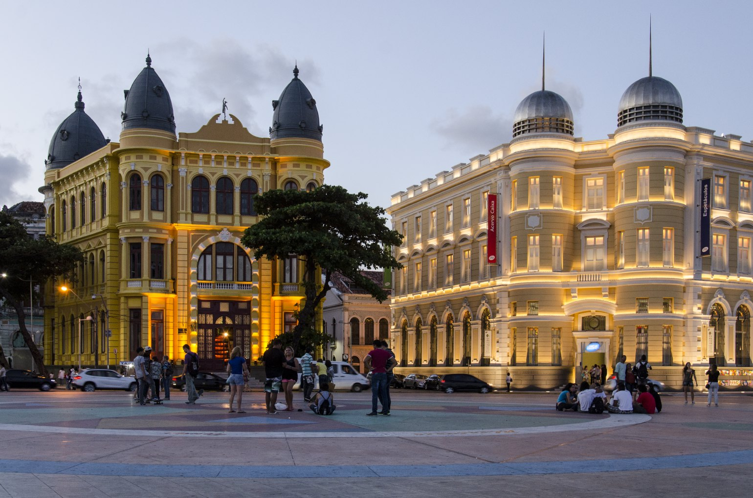Recife is one the lesser known cities in Brazil that will blow you away!